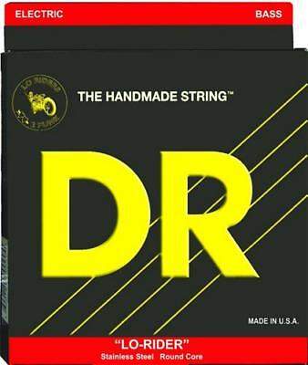 DR Strings MH545 Lo-Rider Medium Electric Bass 5 String Set (45-125)