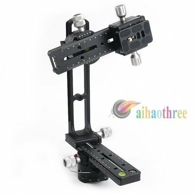 Letu 720PRO-2 Swivel Panoramic 3D Panorama Head For Tripod BallHead Camera【AU】
