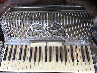 Art Deco Accordion - Scandalli - Butterfly Model