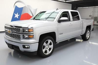 2015 Chevrolet Silverado 1500 LT Crew Cab Pickup 4-Door 2015 CHEVY SILVERADO LT CREW TEXAS REAR CAM LEATHER 29K #422538 Texas Direct