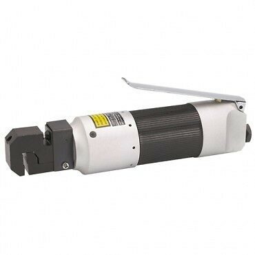 Pneumatic Air Punch Flanges Straight Type Welding Crimper Tool For Metal Steel