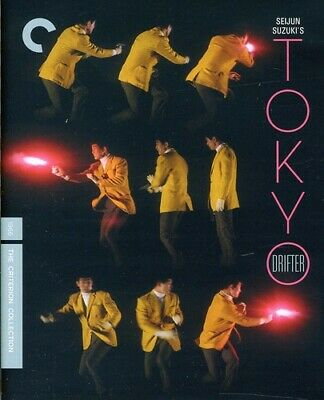 Tokyo Drifter (Criterion Collection) [New Blu-ray] Widescreen