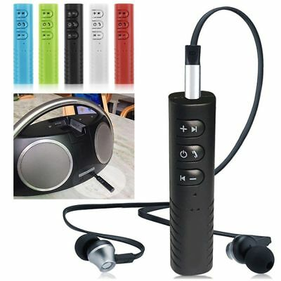 3.5mm Aux Wireless Bluetooth Receiver Adapter for Headphone Headset Earphone