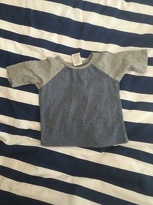 Target Baby Tshirt Size 3-6 Months