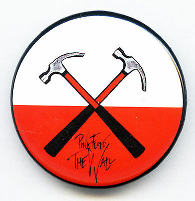 Pink Floyd 2001 The Wall Winterland Original Button