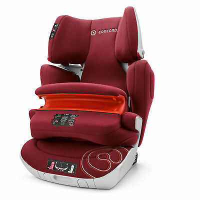 Concord Bordeaux Red Transformer Xt Pro Car Seat