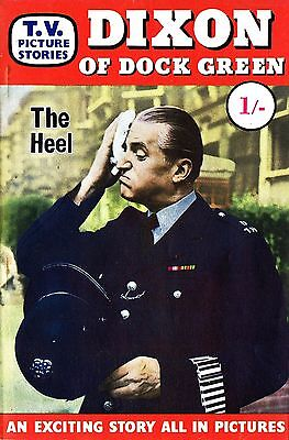 TV PICTURE STORIES - DIXON OF DOCK GREEN  -   Facsimile 68 page Comic