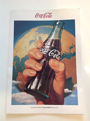 Coca-Cola Phone Card - Authentic & Limited Edition