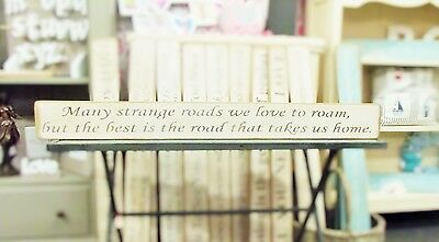 House Warming Decor Present Gift Wall Art Wooden Sign Plaque By Austin Sloan