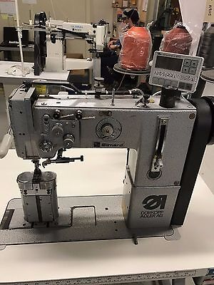 Adler industrial sewing machine