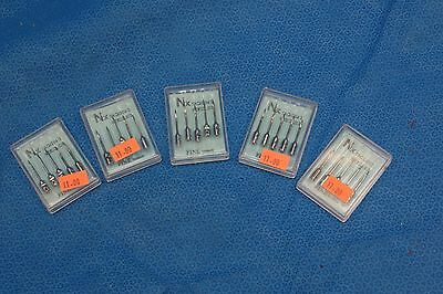 Lot of 25 Replacement Fine Tagging Gun Needles NX