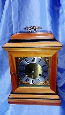 A Fine German Chiming Mantel Clock