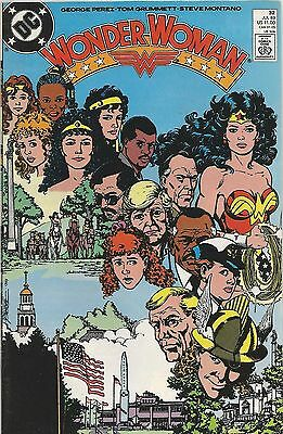 WONDER WOMAN #32 (1987) Back Issue (s)