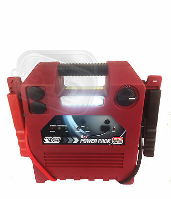 12v car Heavy duty emergency jump starter booster portable power pack compressor