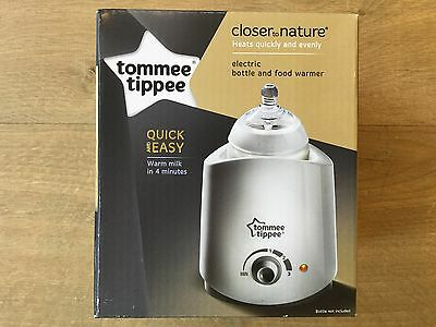 Tommee Tippee Electric Baby Bottle and Food Warmer