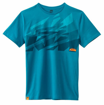 Ktm Sliced Tee (3Pw176670*)