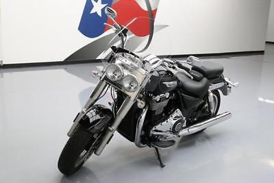 Triumph Thunderbird  2014 TRIUMPH THUNDERBIRD COMMANDER 1699CC BLACK 769 MIL #645134 Texas Direct