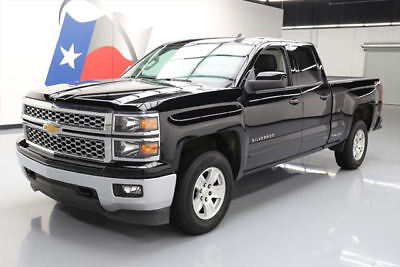 2015 Chevrolet Silverado 1500 LT Extended Cab Pickup 4-Door 2015 CHEVY SILVERADO LT DBL CAB 4X4 REAR CAM HTD SEATS! #427387 Texas Direct