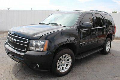2013 Chevrolet Tahoe LT 4WD 2013 Chevrolet Tahoe LT 1500 4WD Wrecked Rebuilder Priced to Sell Wont Last!!