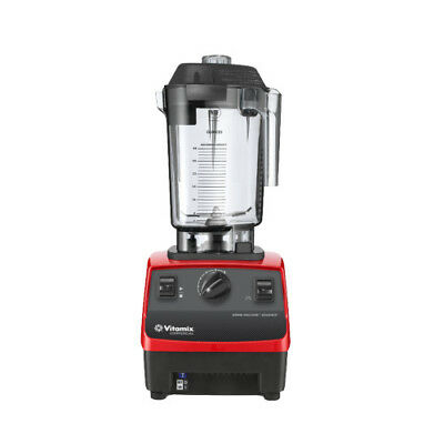 Vitamix 62825 Drink Machine Bar Blender with Red Base and Advance Container- 48