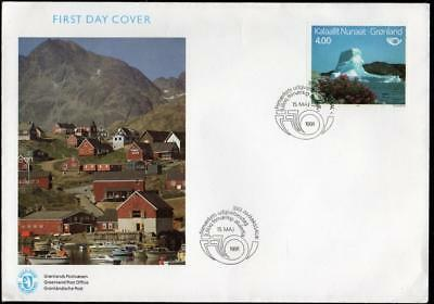 Greenland 1991 The 250th Anniversary of Jakobshavn FDC