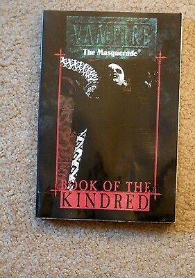 BOOK OF THE KINDRED TPB (VAMPIRE THE MASQUERADE) (1996 Series) #1 White Wolf
