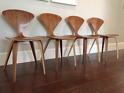 4 Authentic Cherner Chairs Dwr