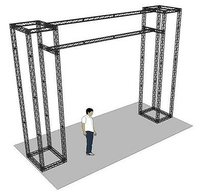Trade Show Display Truss Radius