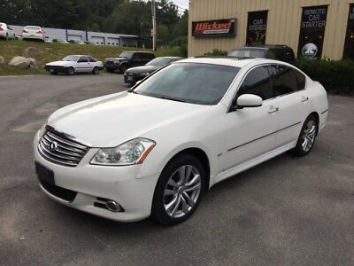2008 Infiniti G X AWD PREMIUM TECHNOLOGY 08 INFINITI M35 X M35X AWD SEDAN NAVIGATION PREMIUM TECH BACK UP CAMERA CLEAN