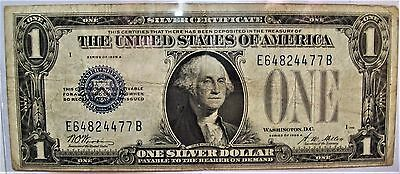 Series of 1928-A $1 (Funnyback)  Silver Certificate - VG/F