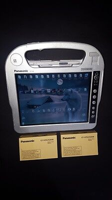 Heavy Duty Tough Book Diesel Laptop Scanner Diagnostic MACK CATERPILLAR DETROIT