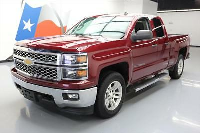 2014 Chevrolet Silverado 1500  2014 CHEVY SILVERADO LT DOUBLE CAB V6 4X4 REAR CAM 32K #268152 Texas Direct Auto