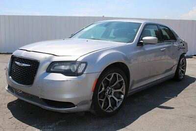 2016 Chrysler 300 Series 300S 2016 Chrysler 300S Sedan Damaged Rebuilder Salvage Many Options Priced to Sell!