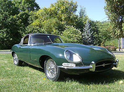 1966 Jaguar E-Type Series I 1966 Jaguar 4.2 E-type Roadster