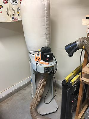 Delta Dust Collector Model AP400 ShopMaster with RF remote