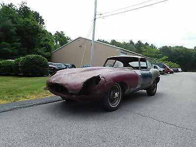 1963 Jaguar E-Type Series I 1963 Jaguar 3.8 Series I E-type Fixed Head Coupe