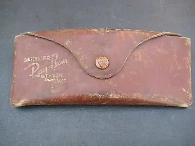 Vintage 1950's B & L Ray Ban Case Very Nice