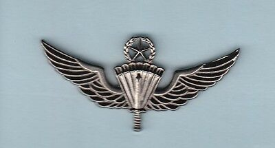 "US Army Military Freefall MFF Airborne Proposed 2.5"" wing badge"