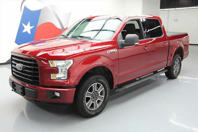 2016 Ford F-150  2016 FORD F-150 CREW 4X4 ECOBOOST TEXAS ED REAR CAM 19K #D21688 Texas Direct