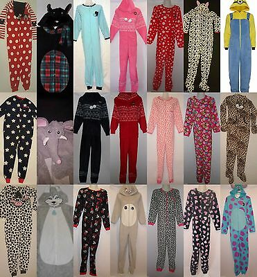 Ladies PRIMARK Adult ALL IN ONE Sleep Suit Sleepsuit Pyjamas Pajamas PJ'S ROMPER