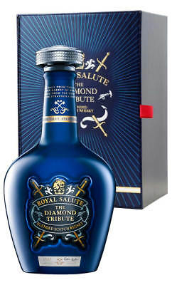 Chivas Royal Salute Diamond Tribute Scotch Whisky 700ml (Boxed)