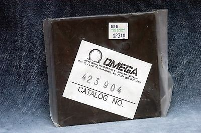 Omega D5500 35Mm Mask Set #423-904 - Nos, Nip