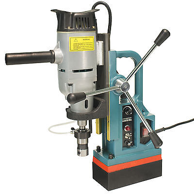 "Steel Dragon Tools® MD45 Magnetic Drill Press 1-3/4"" Diameter & 2700 LBS Magnet"