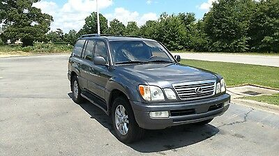 2003 Lexus LX  Lexus LX470 2003 Fair Condition Great Price. Engine only has around 135K miles
