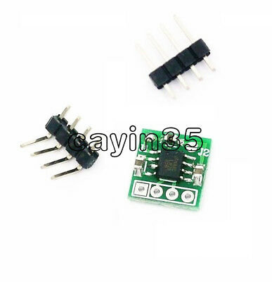 ICL7662 Positive to Negative Switched Capacitor Voltage Converter Reverse Module