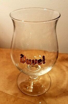 Authentic DUVEL Belgian Ritzenhoff Beer Tulip Stemmed Glass Goblet Snifter