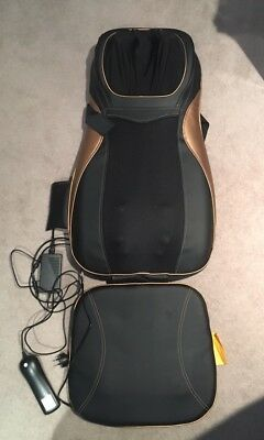 Portable Electric Neck & Back Massage Chair