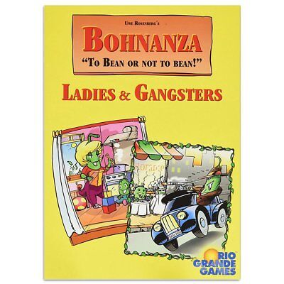 Bohnanza: Ladies And Gangsters Expansion Board Game