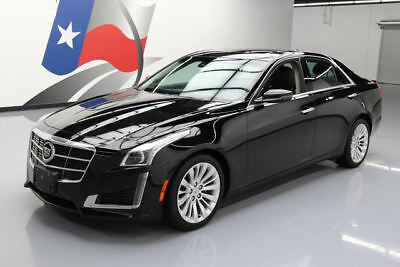 2014 Cadillac CTS Luxury Sedan 4-Door 2014 CADILLAC CTS 2.0T LUX PANO ROOF CLIMATE SEATS 22K #177317 Texas Direct Auto