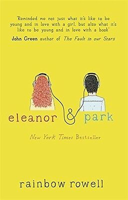 Eleanor and Park - Book by Rainbow Rowell (Paperback, 2014)